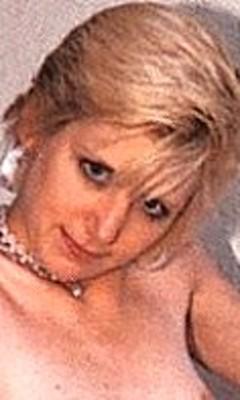 Hot blonde bitch sucks stiff cock