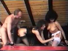 Crazy classic porn movie from the Golden Time