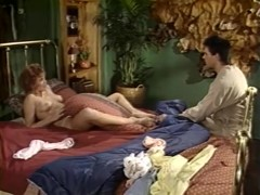 Horny classic adult clip from the Golden Period