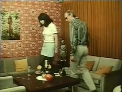 Horny vintage porn video from the Golden Period