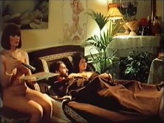 Horny classic porn movie from the Golden Time