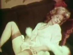 Amazing vintage porn clip from the Golden Time
