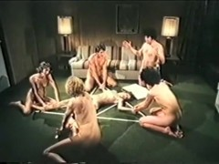 Amazing vintage porn movie from the Golden Age