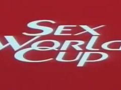Sex Worldcup - Cicciolina and Moana - german - vintage