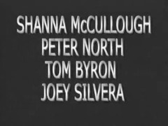 Shanna McCullough, Tom Byron & Peter North classic