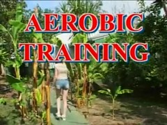 Aerobic Training with Amber