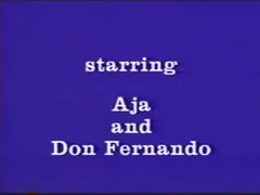 Aja and Don Fernando