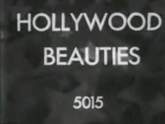 Vintage Stripper Film -llywood Beauties