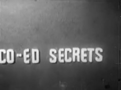 Erotic Coed Secrets