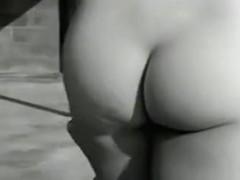 Vintage Debby Westmore 1950's Nudist