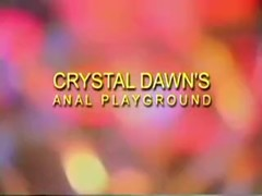 Retro Anal Superstar  CRYSTAL DAWN (part 1 of 3)