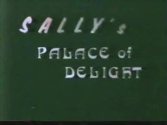 Sallys Palace Of Delight 1976