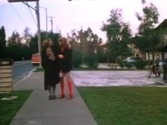 Debbie and Marla get a visit from two Guys