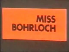 Classic Vintage Retro Diamondclip Mary Millington Miss