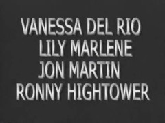 Vanessa  Del Rio & Lili Marlene Vintage Orgy
