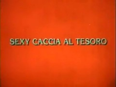 La Sexy caccia al tesoro part 1 of 2