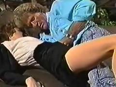 Stephanie Page & Randy West
