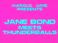 Jane Bond Meets Thunderballs - 1986