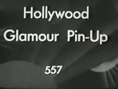 Hollywood Glamour Pinup