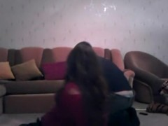 Hot Russian chick fucks like crazy in this amateur porn movie