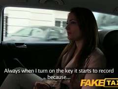 FakeTaxi: Your choice engulf my large strapon or walk