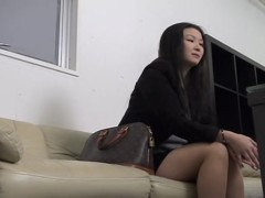 Jap cutie filled with cum in spy cam Asian sex video