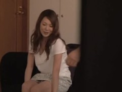 Cute Japanese hottie banged silly in hidden cam sex video