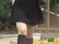 Top sharking video of amorous oriental tramp having big surprise