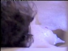 Spy cam in the bath room shoots chick relaxing in water
