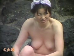 Sexy girls flashing their hairy Asian pussies on spy cam dvd 57 three