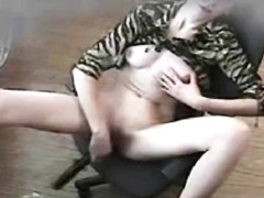 Sexually Excited wife masturbates in front of web webcam
