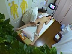 Massage hidden cam video with Asian teen also fucked dvd 04