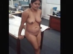 Indian Office Doxy Drilled by Her Boss on mystic Hidden Movie Scene