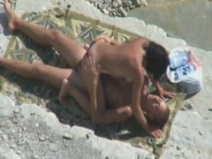 non-professional fuck wench beach voyeur