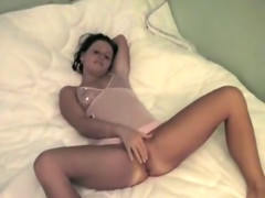 Pierced juicy shaved pussy fucked deep