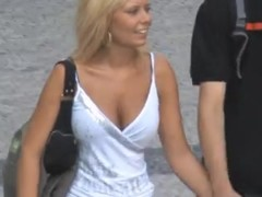 Candid - Busty Bouncing Tits Vol 21