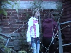 Girls Pissing voyeur video 3