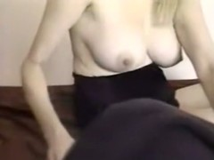 Dilettante woman Alena engulfing and fucking