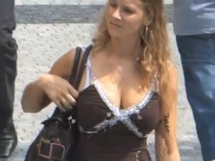 Candid - Best Of - Busty Bouncing Tits Vol 3
