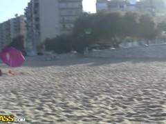 Hard Spanish fuck for pickup babe Nessa scene 4