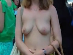 Topless Freely in NYC - NakedPizzaDelivery. com