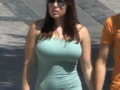 Candid - Busty Bouncing Tits Vol 8