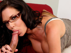 Veronica Avluv & Bill Bailey in My First Sex Teacher