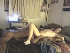 homemade amateur 3some with wife mmf