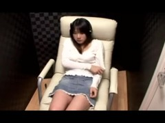 Japanese video room masterbation voyeur
