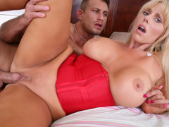 Karen Fisher & Bill Bailey in Seduced by a Cougar