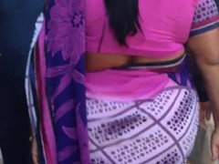 monster ass of marwadi aunty jiggling