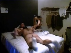 TOE CURLING TWAT TONGUING - COUPLE GONE WILD