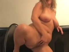 Smoking Hot Busty Sugar Milf Rubbing Pussy And Feels Orgasm