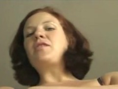 Charming redhair mature i'd like to fuck girlfriend make a amoral sex game with his fellow,holy fuck